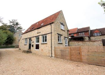 Thumbnail 2 bed cottage to rent in High Street, Castle Bytham, Grantham
