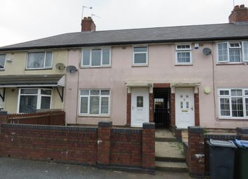 Thumbnail 3 bed terraced house for sale in Lones Road, West Bromwich