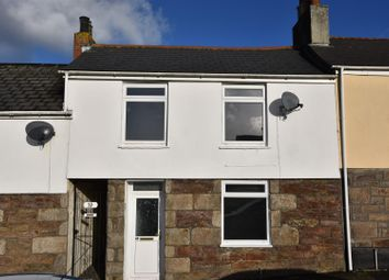 Thumbnail 3 bed terraced house for sale in Fords Row, Redruth