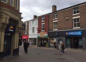 Thumbnail Retail premises for sale in 12, Orchard Street, Preston