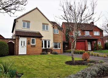 Thumbnail 4 bedroom detached house for sale in Oaktree Crescent, Bradley Stoke