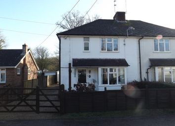 Thumbnail 3 bed semi-detached house for sale in Copse Road, Burley, Ringwood