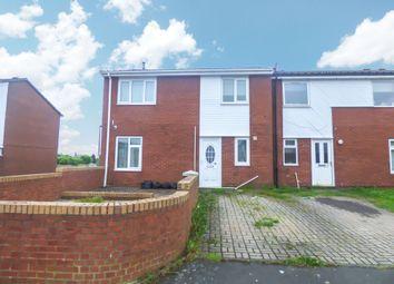 Park Villas, Leadgate, Consett DH8. 3 bed terraced house for sale