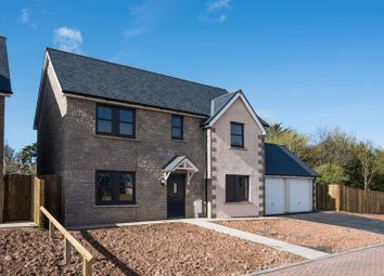Thumbnail 4 bedroom detached house for sale in Plot 23, Peelwalls Meadows, Eyemouth