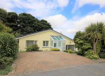 Thumbnail 3 bed detached bungalow for sale in Penvean Close, Mabe Burnthouse, Penryn