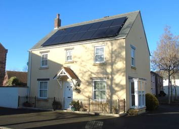 Thumbnail 4 bed detached house for sale in Thomas Hardy Drive, Shaftesbury