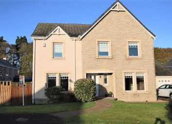 Thumbnail 4 bed property for sale in Hawthorndean Place, Inchture, Perth