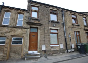Thumbnail 3 bed terraced house for sale in Merton Street, Springwood, Huddersfield, West Yorkshire