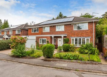 5 bed detached house for sale in Hook Heath Road, Woking, Surrey GU22