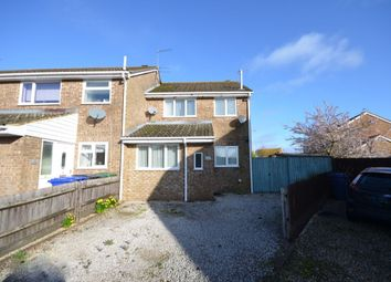 Thumbnail 3 bed semi-detached house for sale in Shelley Close, Towcester