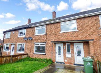 Thumbnail 3 bedroom terraced house to rent in Sledwick Road, Billingham