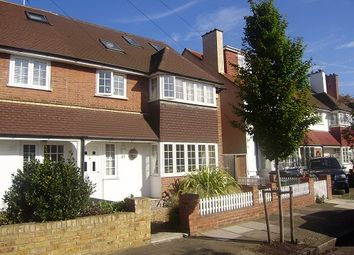 Thumbnail 5 bed semi-detached house to rent in Richmond, Surrey