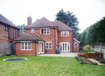 Thumbnail 5 bed detached house to rent in Mill End Close, Prestwood, Great Missenden