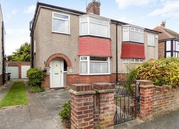 Thumbnail 3 bed semi-detached house for sale in Stanley Road, Broadstairs