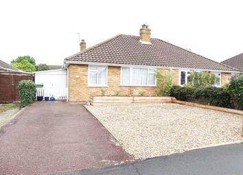 Thumbnail 2 bedroom semi-detached bungalow for sale in Hazel Road, Bognor Regis