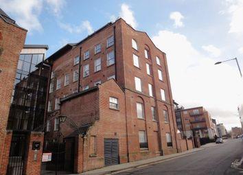 Thumbnail 1 bedroom flat for sale in King Street, Norwich