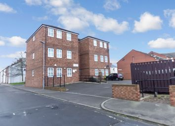 Thumbnail 2 bedroom flat for sale in Richmond Court, Wright Street, Blyth
