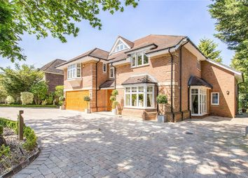 Thumbnail 5 bed detached house for sale in Gordon Avenue, Stanmore, Middx
