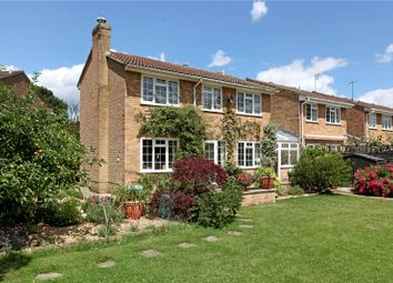 Thumbnail 3 bed semi-detached house for sale in Brittens Close, Guildford, Surrey