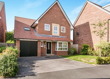 Thumbnail 5 bed detached house for sale in Silverlea Road, Lostock Gralam, Northwich