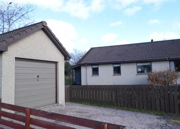 Thumbnail 3 bedroom semi-detached house for sale in Grampian View, Aviemore