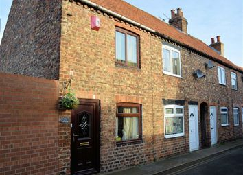 Thumbnail 2 bedroom end terrace house for sale in Threadgold Lane, Cawood