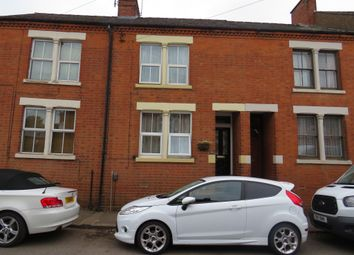 Thumbnail 3 bed terraced house for sale in Chaucer Street, Northampton