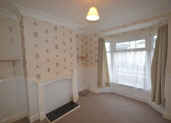 Thumbnail 2 bedroom terraced house to rent in Ilkley Villas, Estcourt Street, Hull