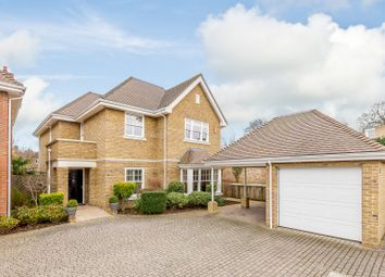 Thumbnail 4 bed detached house for sale in Hanger Hill, Weybridge