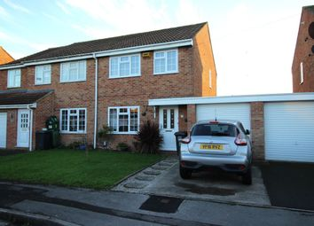 Thumbnail 3 bed semi-detached house for sale in Braikenridge Close, Clevedon