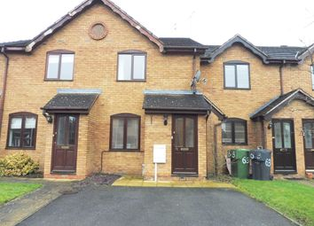 Thumbnail 2 bed terraced house for sale in Meadowcroft, Hagley, Stourbridge
