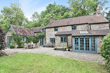 Thumbnail 3 bed detached house for sale in Riverside, Mells, Frome