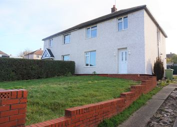 Thumbnail 3 bed semi-detached house to rent in Edale Road, Mastin Moor, Chesterfield