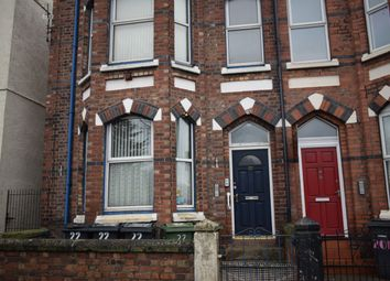 Thumbnail 1 bed flat to rent in New Chester Road, Liverpool