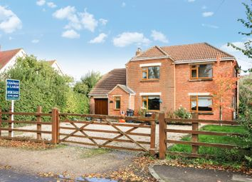 Thumbnail 5 bed detached house for sale in Old Vicarage Lane, South Marston
