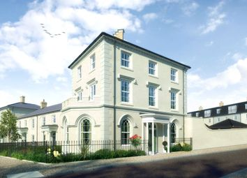 Thumbnail 4 bed detached house for sale in Hayward Road, Poundbury, Dorchester