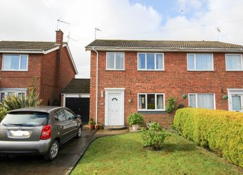 Thumbnail 3 bedroom semi-detached house for sale in Lexington Close, Hemsby, Great Yarmouth