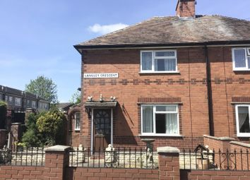 Thumbnail 3 bed semi-detached house for sale in Langley Crescent, Dawley, Telford, Shropshire