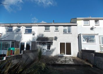 Thumbnail 3 bed terraced house to rent in St. Marys Road, Lanstephan, Launceston