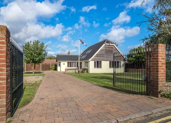 Thumbnail 4 bed detached house for sale in Beach Road, Winterton-On-Sea, Great Yarmouth