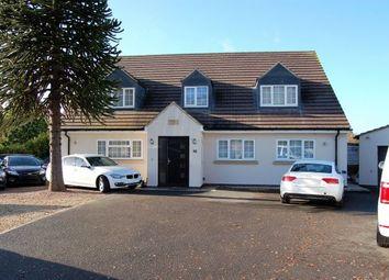 Thumbnail 4 bed detached house for sale in Park View, Moulton, Northampton