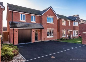 Thumbnail 4 bed detached house for sale in Rhoose Way, Barry, Vale Of Glamorgan