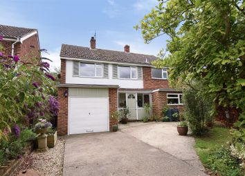 Thumbnail 4 bedroom property for sale in Orchard Gardens, West Challow, Wantage