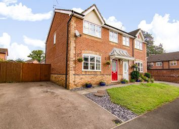 Thumbnail 3 bedroom semi-detached house for sale in Rushey Meadow, Monmouth