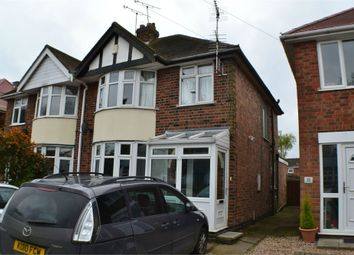 Thumbnail 3 bedroom semi-detached house for sale in Belle Vue Road, Earl Shilton, Leicestershire