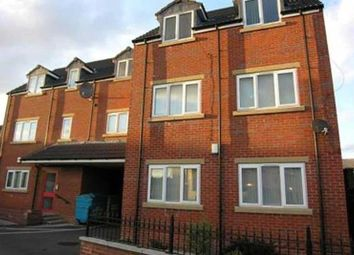 Thumbnail 1 bed flat to rent in Jasmine Court, 5 Post Office Road, Featherstone, Pontefract