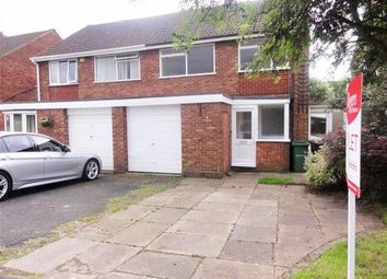 Thumbnail 3 bed semi-detached house to rent in Greaves Crescent, Willenhall