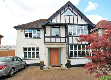 Thumbnail 4 bed detached house for sale in Belmont Avenue, Cockfosters, Barnet