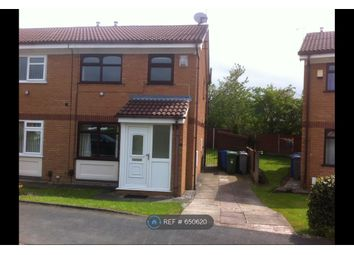 Thumbnail 3 bed semi-detached house to rent in Pochard Drive, Altrincham
