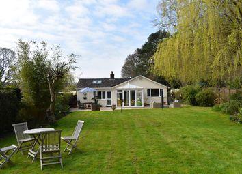 Thumbnail 4 bed detached bungalow for sale in Chapel Lane, Woodlands, Wimborne